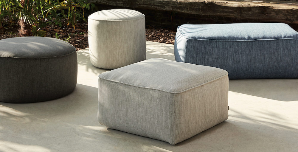 Easy-Fit Pouf Collection