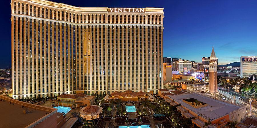 The Venetian Resort, Las Vegas