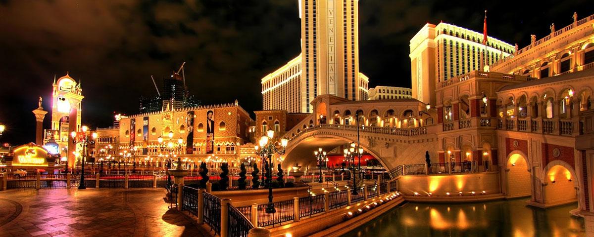 The Venetian Las Vegas Exterior