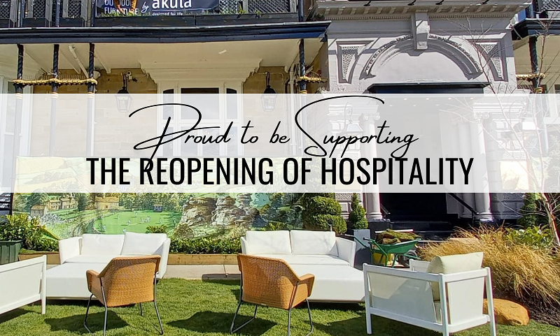 Supporting the UK hospitality