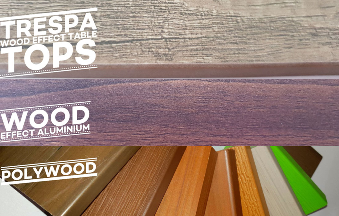 Innovative Wood Look Furniture